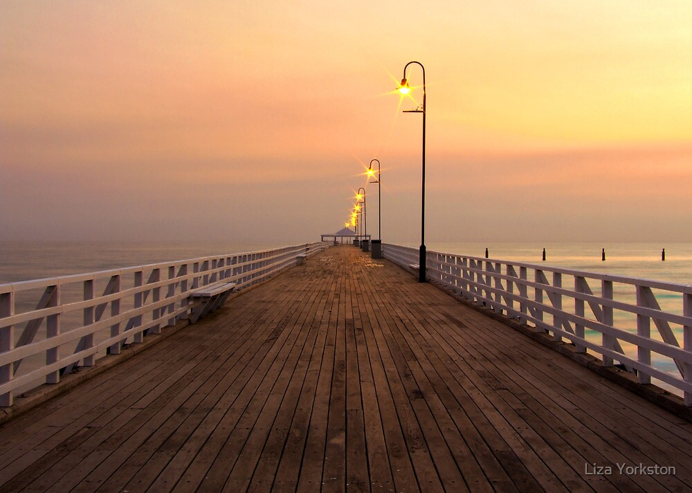 The calmness of dawn by Liza Yorkston