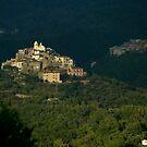 Tuscany Countryside by rrushton