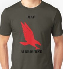 OPFOR series MAF Airbourne Unisex T-Shirt