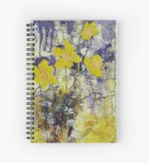 Daffodil time Spiral Notebook
