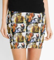 Pirate Captain Minifigure with Flame Mini Skirt
