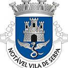 Coat of Arms of Serpa, Portugal by Tonbbo