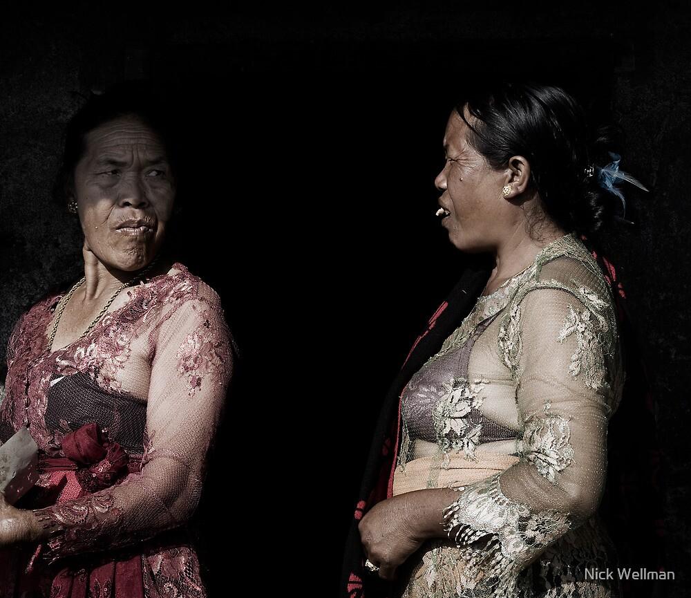 Gunung Agung Women by wellman