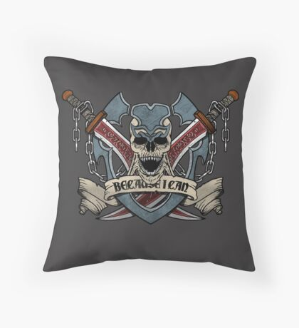 Because I Can. Throw Pillow