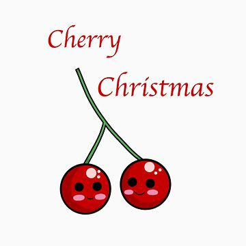 Cherry Christmas by Sachiko-Ka