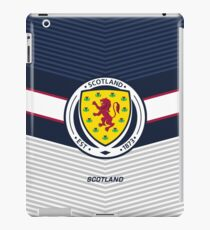 Scotland Football | Scottish Football Association | Logo Design - Pillow | Phone Case | Tablet | T Shirt | Duvet | Mug | Clock | Poster | Home Decor and more iPad Case/Skin