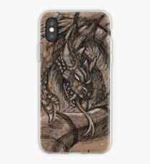 Dragonsnake iPhone Case