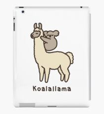 Koalallama iPad Case/Skin