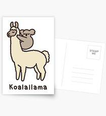 Koalallama Postcards