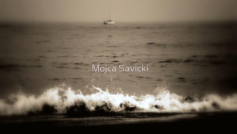 Postcard From A Dream by Mojca Savicki
