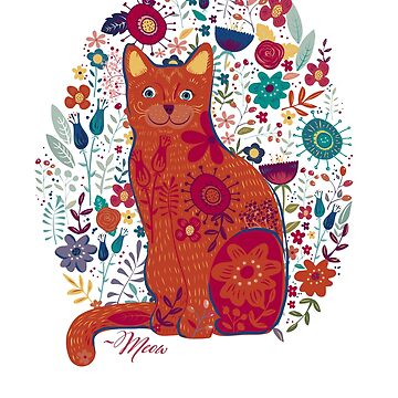 Amazing Cat design for cat ladies by SleeplessLady