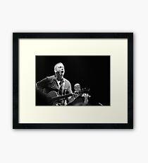 Damien Dempsey Framed Print