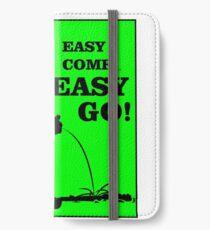 MDV-17 BIGFOOT Einfach kommen EASY GO! iPhone Flip-Case/Hülle/Klebefolie