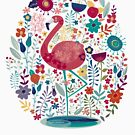 the best flamingo design in town.  by SleeplessLady
