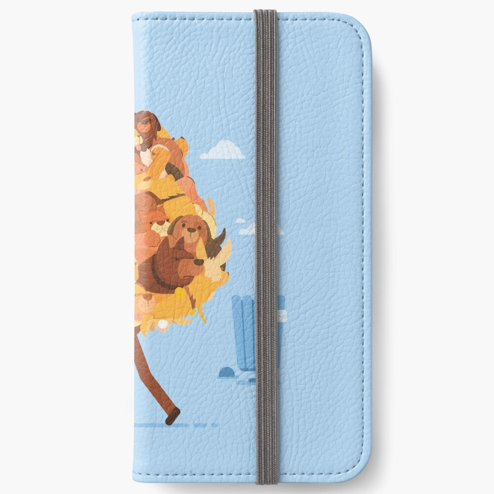 Dog Collector iPhone Wallet