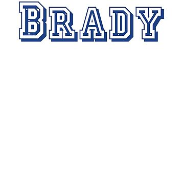 Brady by CreativeTs