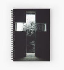Backlit Spiral Notebook
