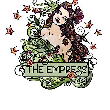 The Empress by Boogiemonst