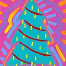 Merry & BRIGHT - Tree by Stephanie Prole