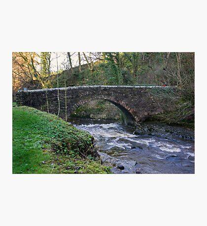 Packhorse Bridge - West Burton Photographic Print