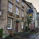 Black Swan Hotel - Middleham by Trevor Kersley