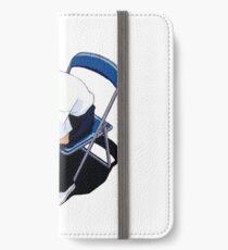 It all comes tumbling down (Shinji Ikari) iPhone Wallet/Case/Skin