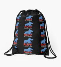 Ruff Sleepers Small Logo Drawstring Bag