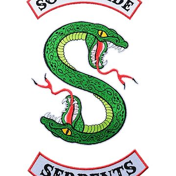 Riverdale Serpents Design by mostlytank