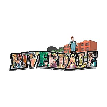 Riverdale Simple Design by mostlytank