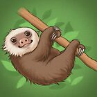 Baby Sloth by StudioMarimo