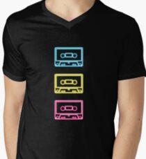 Casse-T-Shirt Men's V-Neck T-Shirt