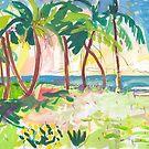 Saunders Beach by John Douglas