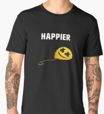 Happier - Marshmello & Bastille  Men's Premium T-Shirt