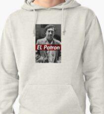 Sudadera con capucha El Patron Pablo Escobar Columbia Cartel Fan Art & Merch