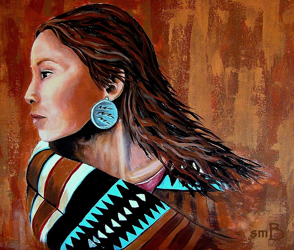 Mariah, Wrapped In Tradition #12 by Susan McKenzie Bergstrom