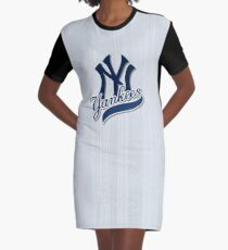 Yankees Graphic T-Shirt Dress