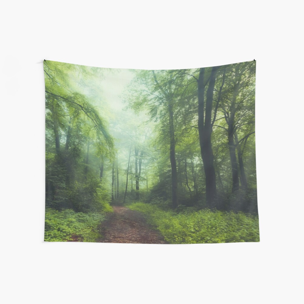 Scent of Summer in the forest Wall Tapestry