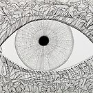 Eye Squiggle by Julie Diana Lawless