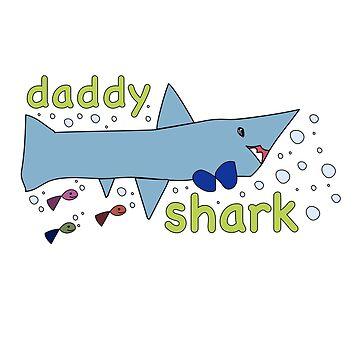 kidostyle: Daddy Shark by kidostylebrand