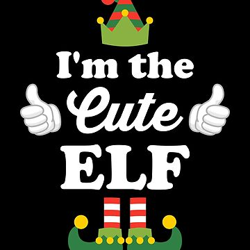 I'm the Cute Elf by VomHaus