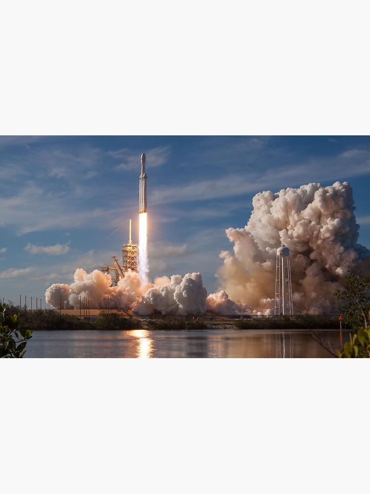 Space X Launch von embedshop