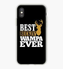 Best Buckin' Wampa ever, T Shirt Gift for Papa/Grandpa  iPhone Case