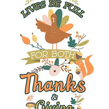 Thanksgiving turkey t shirt by GK-Graphics