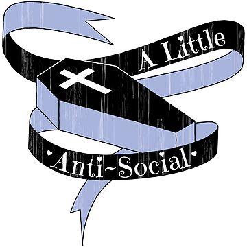 A Little Anti-Social by Spooky8586