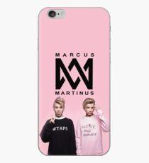 marcus and martinus pink 99 iPhone Case
