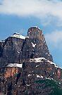 Castle Mountain, Eisenhower Tower by Alex Preiss