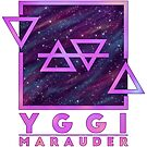 Yggi Marauder signature by IggyMarauder