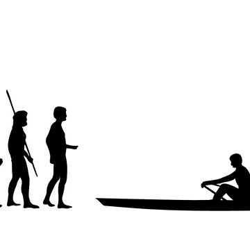 evolution Rowing by muli84