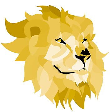 Lion's head lion by fxxu