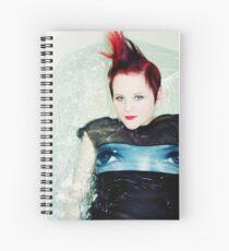 stalk book Spiral Notebook